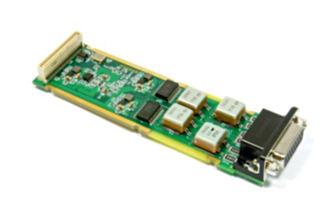 MIC1007 Multiplex Data Exchange Channel Interface Mezzanine Module